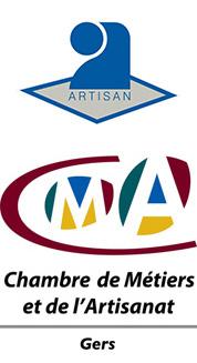 Travaux d'assainissement Gers : logo-CMA